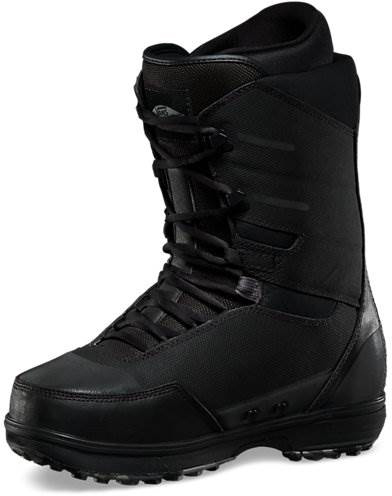 bf0d5fb1453a00 Vans Sequal Snowboard Boot Review - The Good Ride