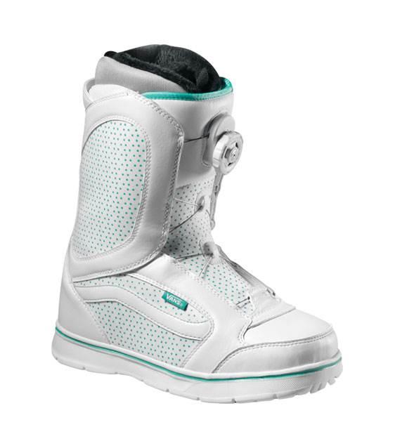 vans snowboard boots women's