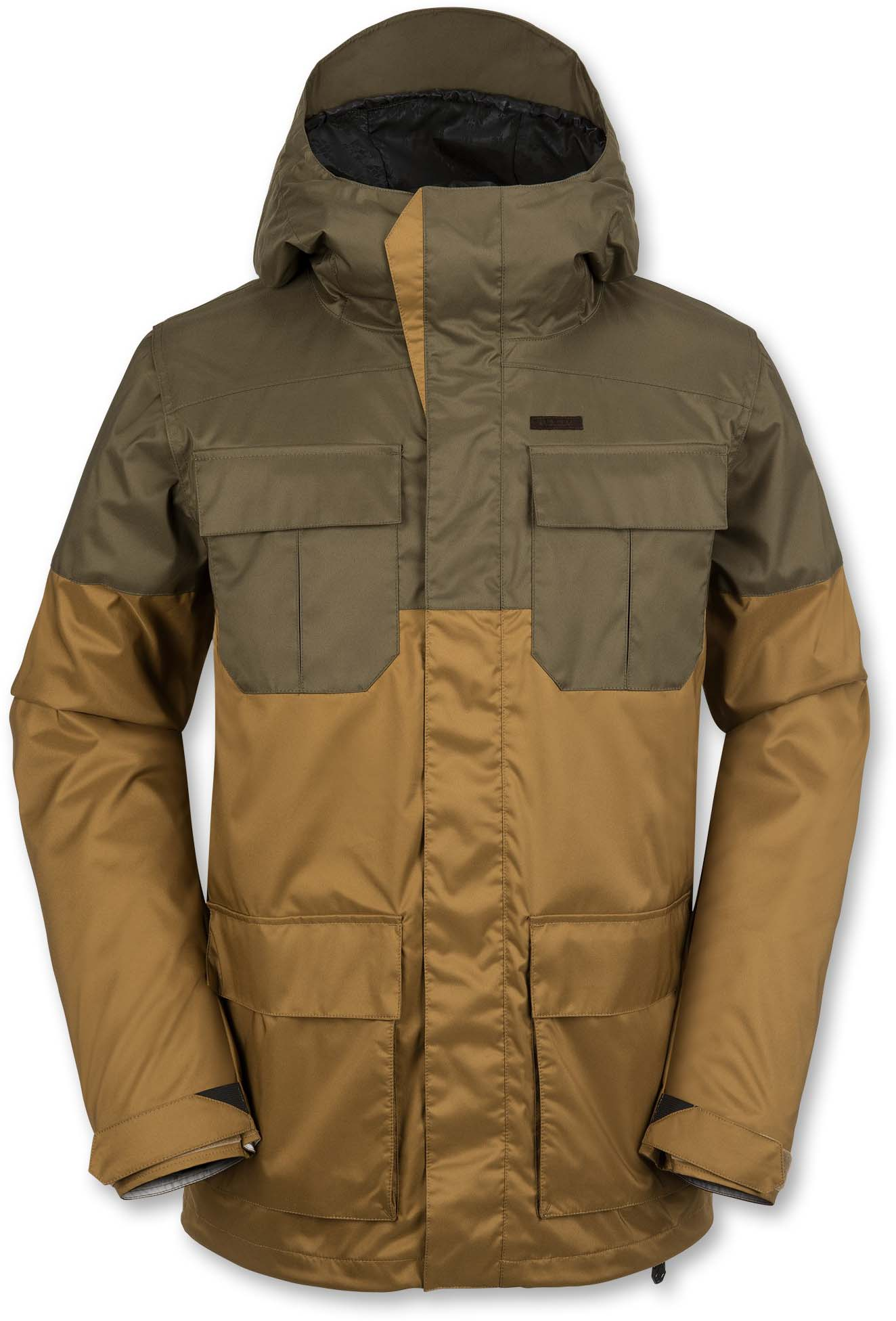Vol Alternate Snowboard Jacket Review The Good Ride