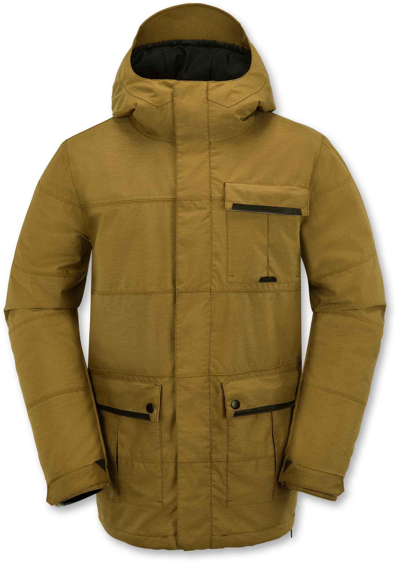Volcom Captains Ins Jacket