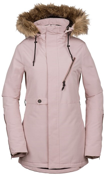 Volcom Womens Fawn Insulated Snow Jacket,