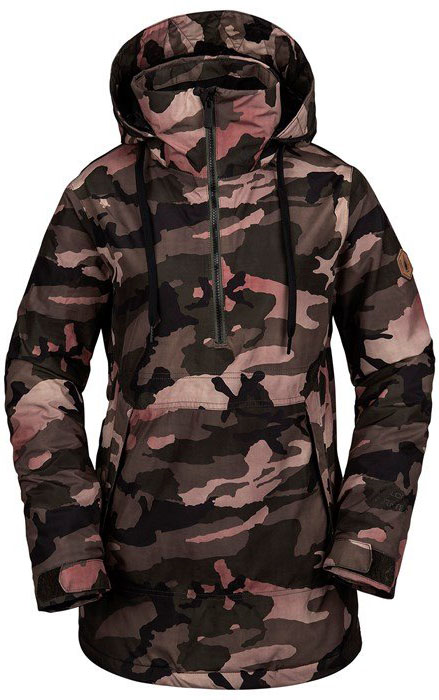 Volcom Fern Insulated Gore-Tex Pullover 2020 Review