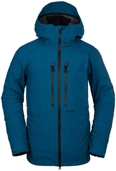 Vol Guide Snowboard Jacket Review The Good Ride