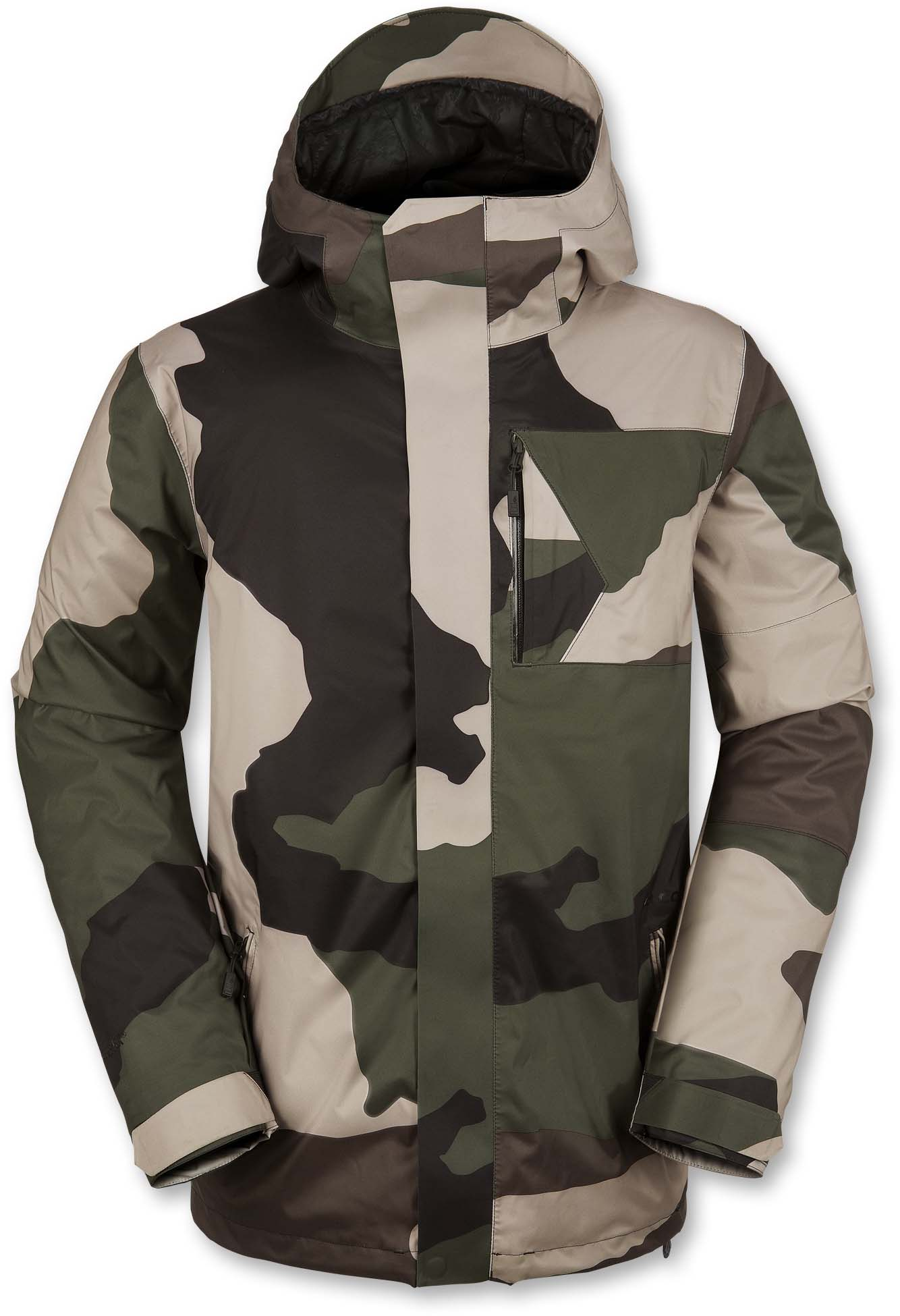 volcom l gore tex jacket review ratings buyers advice. Black Bedroom Furniture Sets. Home Design Ideas