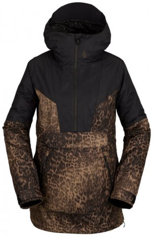 Volcom Mirror Pullover Womens Jacket 2022 Review