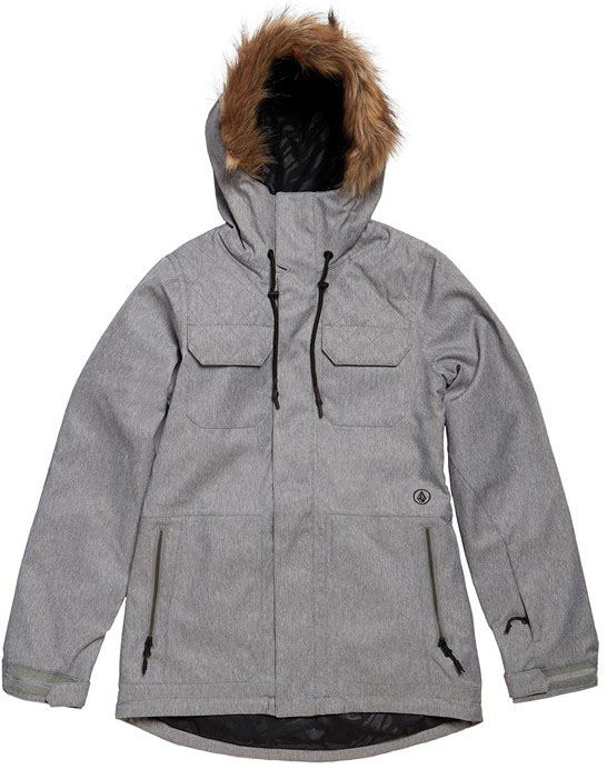 Volcom Shadow Insulated 2019 Jacket Review