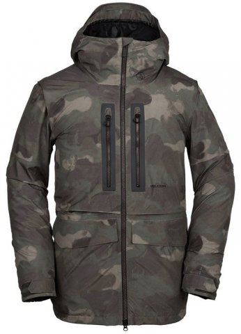 Volcom Stone 2016-2019 Mens Snowboard Jacket Review