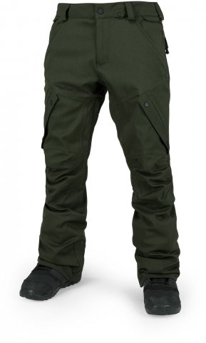 Volcom Articulated Snowboard Pant Review
