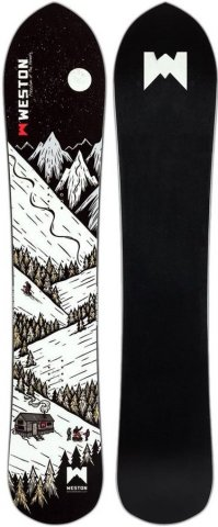 Weston Backwoods 2020 Snowboard Review