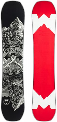 Weston Logger 2020 Snowboard Review