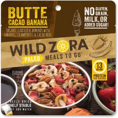 Wild Zora Butte Cacao Banana 2020 Review