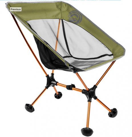 WildHorn Terralite Camp Chair 2020 Review