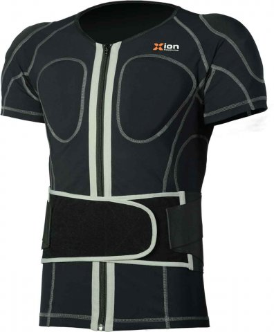 Xion Protective Gear Short Sleeve Jacket Review And Buying Advice