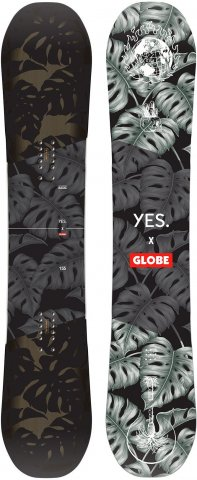 Yes Globe NSB 2020 Snowboard Review