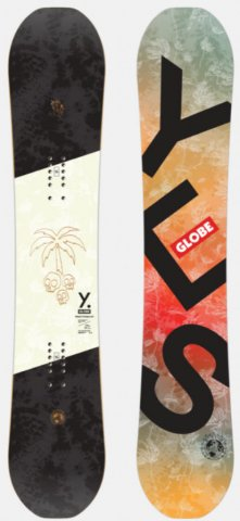 YES Globe 2021 Snowboard Review