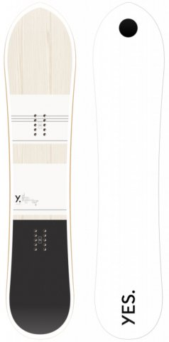 YES PRO20 2021 Snowboard Review